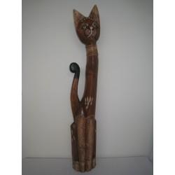 Kočka - orient vzor 100cm