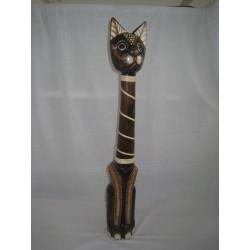 Kočka typ lahev 80cm