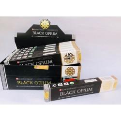 Vonné tyčinky - BLACK OPIUM  (Sada 12 krabiček)