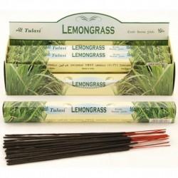 Vonné tyčinky - LEMONGRASS (Sada 6 krabiček)