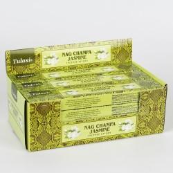 Vonné tyčinky -Nag Champa ARRUDA (Sada 12 krabiček)