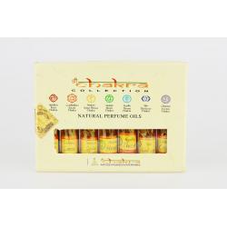 Čekrovy aroma olej (sada 7ks)
