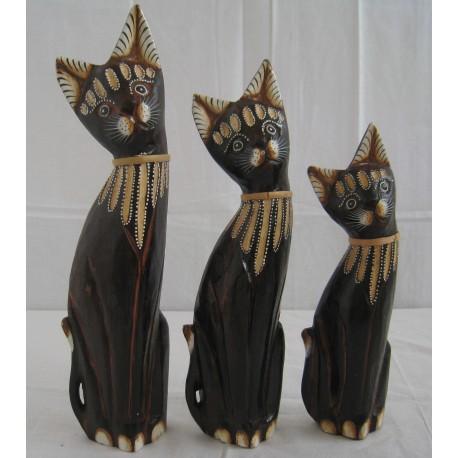 Kočka sada 3 ks 35cm - C