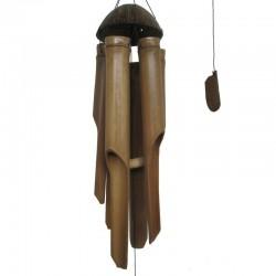 Bambusová zvonkohra - 40cm