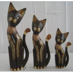 Kočka sada 3 ks 50cm - B