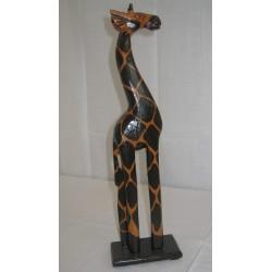 Žirafa 40cm - A lakovaná