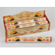 Vonné tyčinky-ORANGE CHOCOLATE  (Sada 6 krabiček)