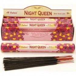 Vonné tyčinky - NIGHT QUEEN (Sada 6 krabiček)