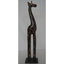 Žirafa 80cm  - A lakovaná
