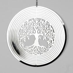 Kovová spirála-Strom života-20cm