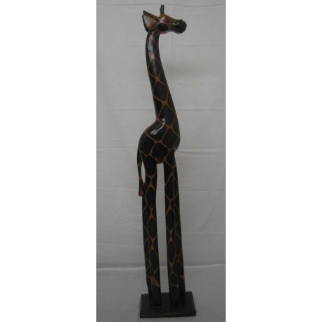 Žirafa 100cm - A lakovaná