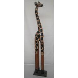 Žirafa 100cm -mix