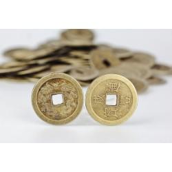 Čínské mince 2,5cm - 1000 kusů