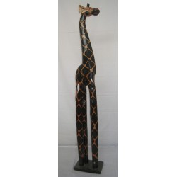 Žirafa 120cm - A lakovaná