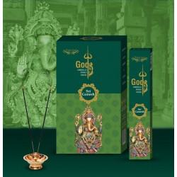 Vonné tyčinky - Shri Ganesha  (Sada 12 krabiček)