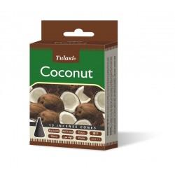 Vonné františky Tulasi COCONUT (Sada 12 krabiček)