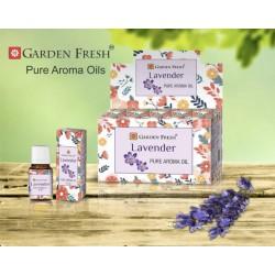 Garden Fresh esenciální olej  - Lavender (sada 6 kusu)