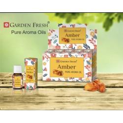 Garden Fresh esenciální olej  - Amber (sada 6 kusu)
