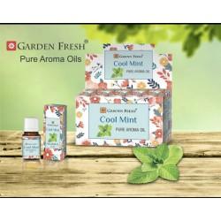 Garden Fresh esenciální olej  - Cool Mint (sada 6 kusu)