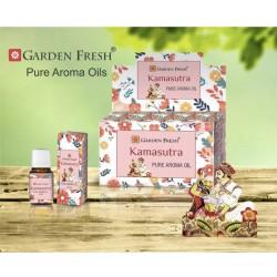 Garden Fresh esenciální olej  - Kamasutra (sada 6 kusu)