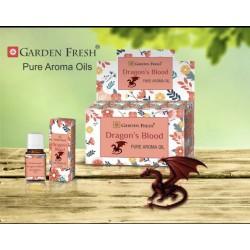 Garden Fresh esenciální olej - DRAGON BLOOD  (sada 6 kusu)