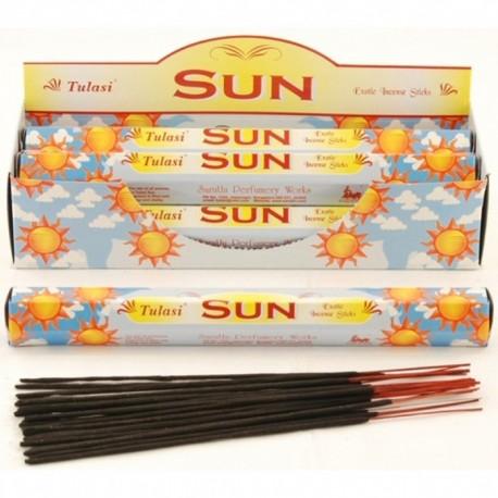 Vonné tyčinky - SUN (Sada 6 krabiček)