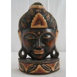 Hlava Buddhy 25cm