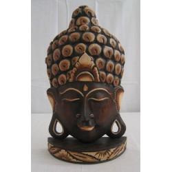 Hlava Buddhy 33cm