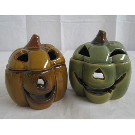 Aroma lampa dýně 10,5 cm - rozkládací