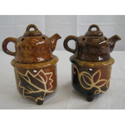 Aroma lampa čajová konvička 13 cm - B