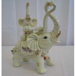 Slůně na slonovi A 29,5cm