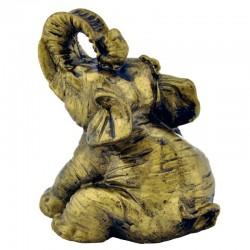 Keramiske Slon - malý (sada12 kusů)